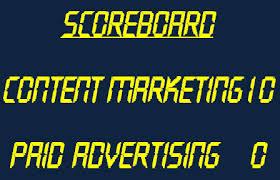 brand v content